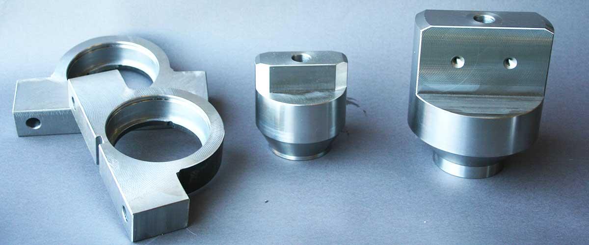 Fresatura CNC di precisione